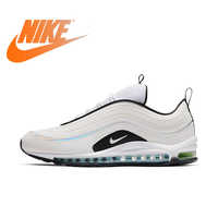 buy popular 8e412 9bfba Original Authentic Nike Air Max 97 Ul '17 Ultra Men's Running Shoes Trend  Outdoor Sports Shoes Lightweight Fashion BV6666-106