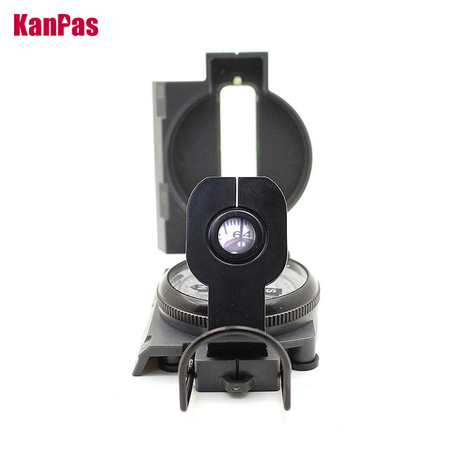 2021New military compass  sighting lensatic compass/ Inclinometer compasses professionals for hiking, camping, outdoor 3