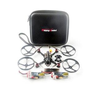 Image 5 - Happymodel 幼虫 X HD マイクロ FPV ドローンつまようじ HD と BWhoop HD 2 1 で 2 4S CRAZYBEE F4FR プロ V3.0 飛行コントローラカメカム
