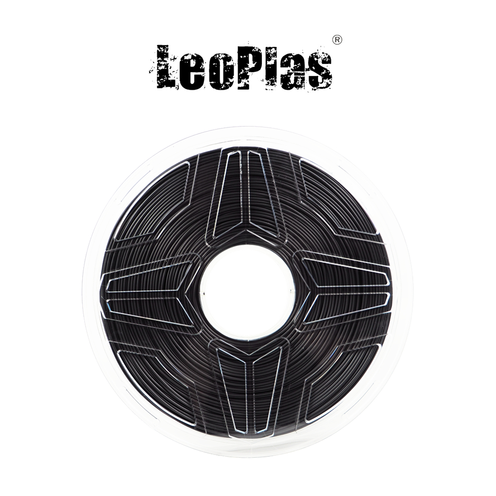 Clearance Sale in USA Spain Warehouse 1.75mm 1kg Black ABS Filament 3D Printer Consumables Pen Material Printing Supplies