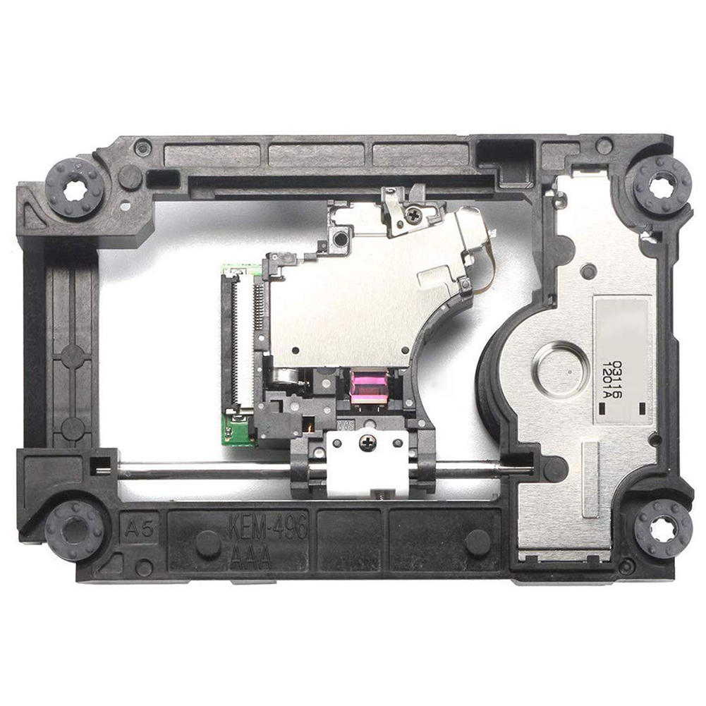 Durable Gaming Optical Lens Repair Mechanism With Deck Console KEM-496AAA Replacement Drive -496A For Playstation4 Slim Pro