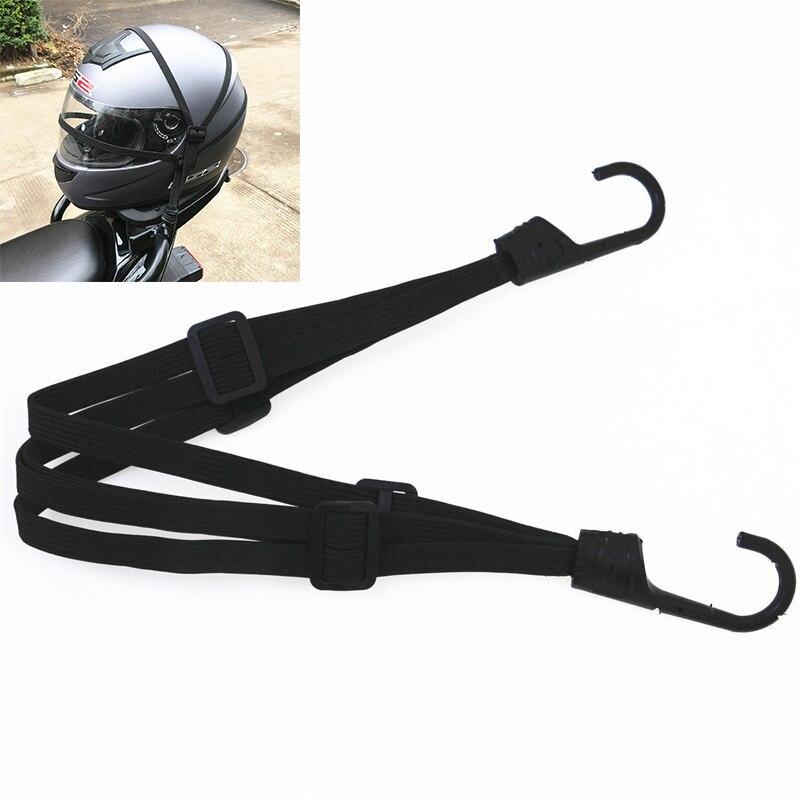 Ремень для мотоциклетного шлема, прочная эластичная сумка для багажа, выдвижная сумка для велосипедного шлема, Аксессуары для мотоцикла