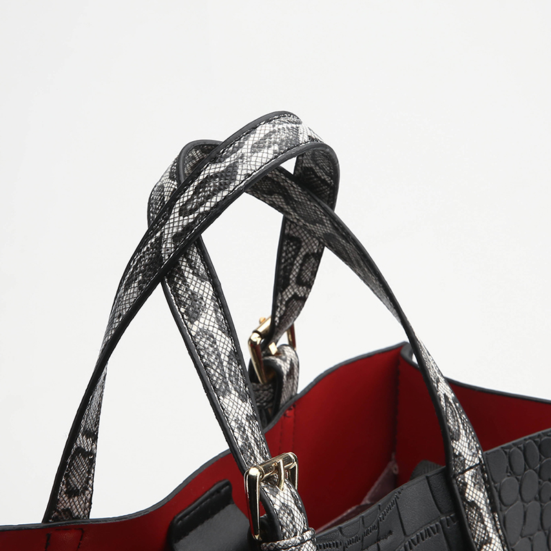 2018 Fashion Latest Ladies Handbags Women Serpentine Tote Bag