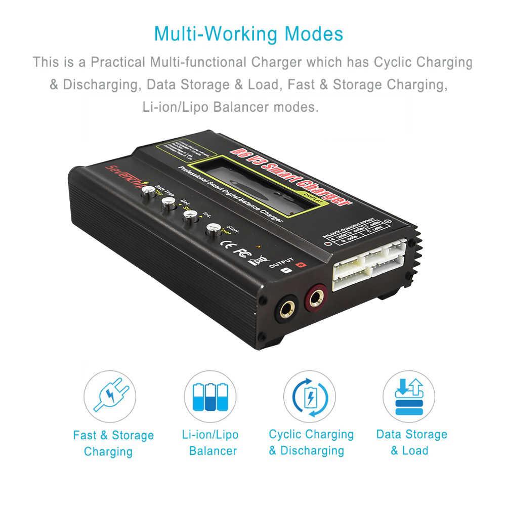 B6 V3 Smart Balance Charger for RC Re-Peak Nimh Nicd Li-ion LiPo Battery