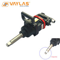 1 Super Duty 2500N.m Air powered Impact Wrench Pneumatic Spanner Power Tools Twin Hammer For Truck Wheel Nut Driving