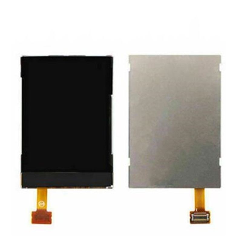 Black LCD Display Screen Replacement For Nokia 6300 5320 5310 E51 3120C 6120c 6120 7610S 6500c 7500 8600 6301 LCD image