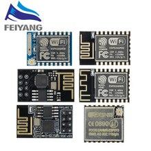100 adet ESP8266 ESP01/ ESP 01S/ESP 07/ESP 12E/ESP 12F uzaktan seri Port WIFI kablosuz modülü akıllı konut sistemi adaptörü