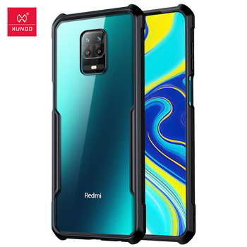 XUNDD Shockproof Case For Redmi Note 9 Pro Case Protective Cover Glove Airbag Bumper Soft Shell For Xiaomi Redmi Note 9Pro Case