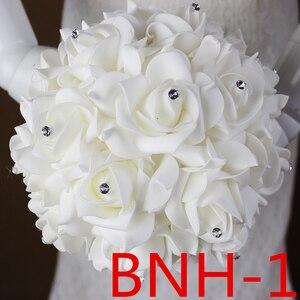 Image 1 - อุปกรณ์จัดงานแต่งงานเจ้าสาวถือดอกไม้ 3303 BNH