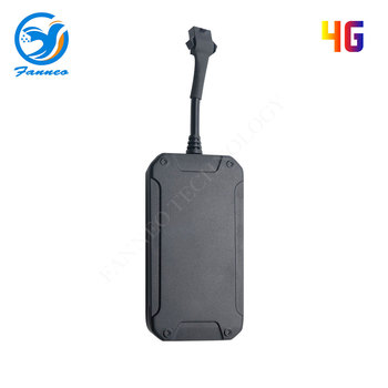 LK960 gps tracker car 4g lte for motorcycle with battery traker gps moto 10-100v voltage cut off oil real time tracking locator image