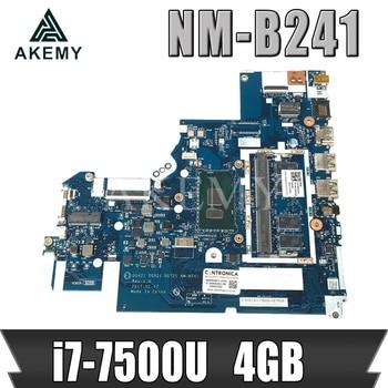 5B20N86271 Mainboard For Lenovo ThinkPad 320-15IKB 320-15isk V320 Laptop Motherboard i7-7500U 4G DG421 DG521 DG721 NM-B241