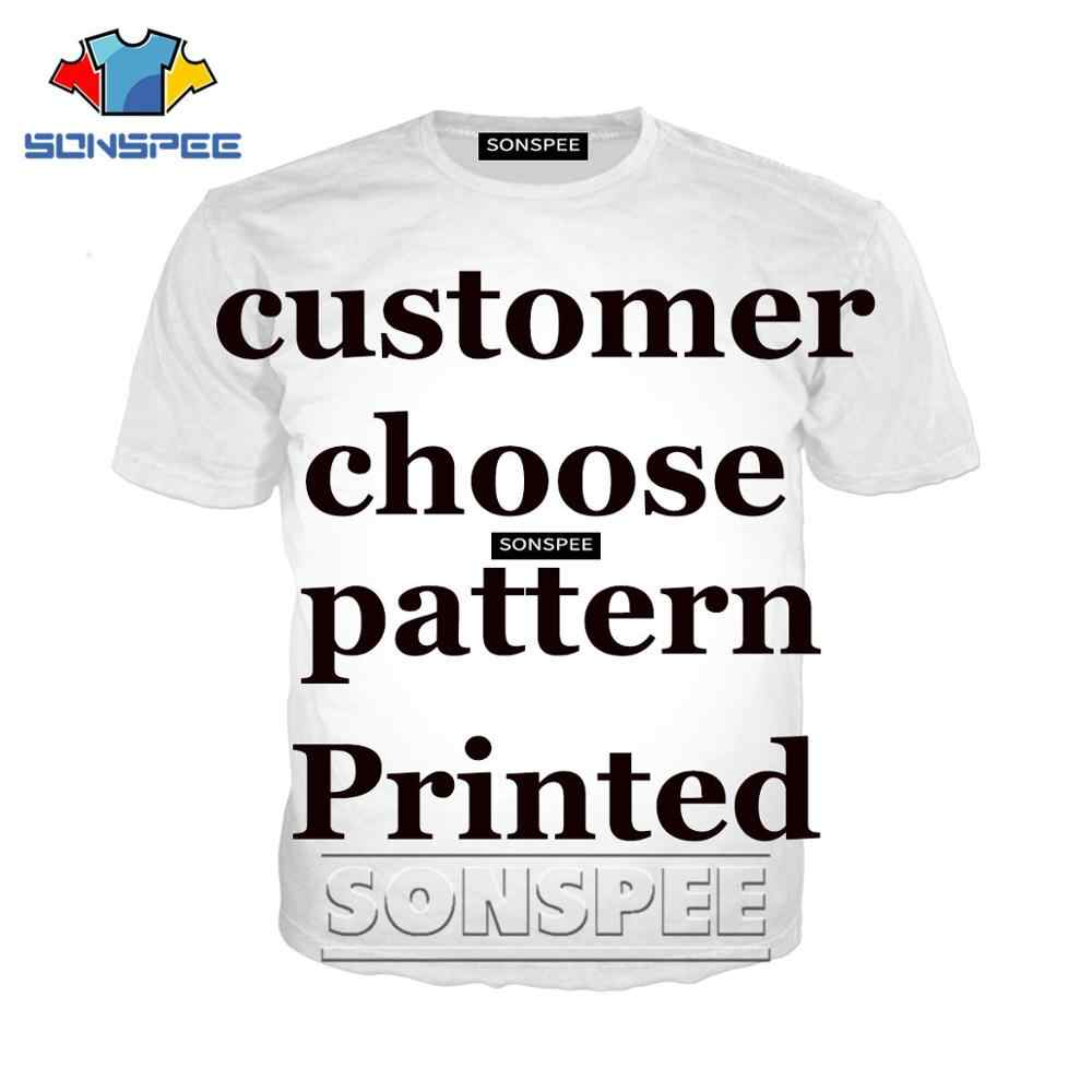 Anime 3d print game t shirt animal customize streetwear design men Women fashion t-shirt Harajuku kids shirts homme tshirt A212