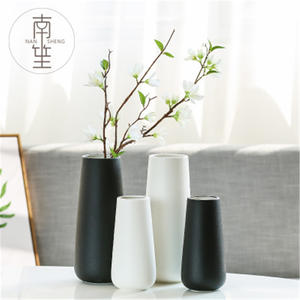 Vases Wedding-Decoration Hydroponic-Plants Anti-Ceramic Creative European-Style for Craft