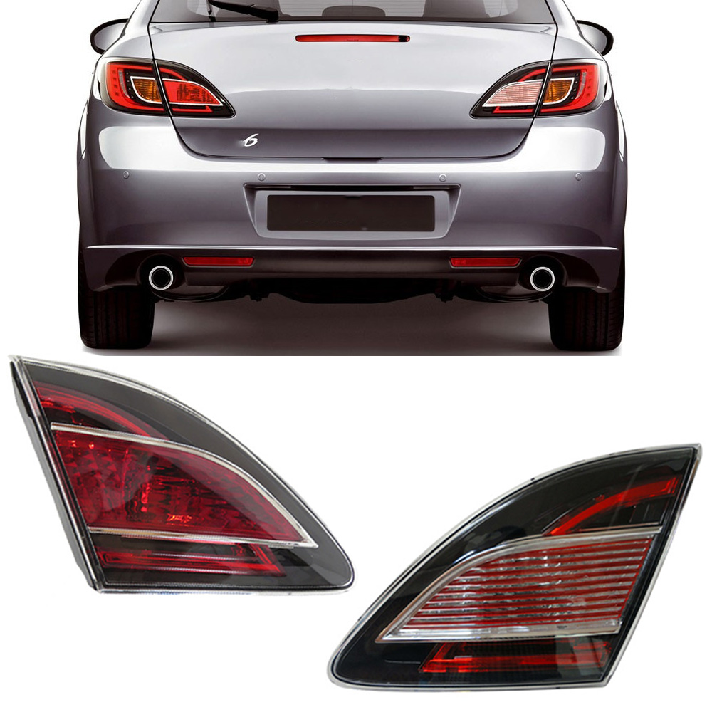 Capqx For Mazda 6 Mazda6 Ruiyi 08 12 Rear Inner Light Tail