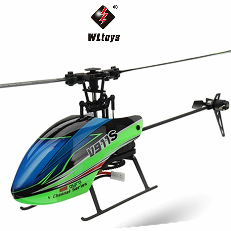 Weili V911s Stone Stand-up Helicopter 2.4G Charging Non-Aileron Remote Control Model Plane Toy