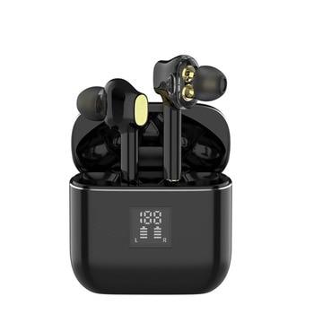 TWS in ear wireless Bluetooth headset 5.0 dual dynamic private model headset