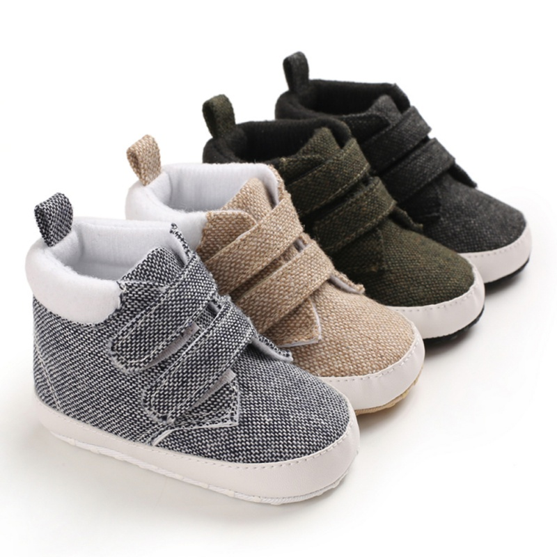 2019 New Baby Boy Shoes Casual Soft Bottom Anti-skid Soft Boots Shoes Newborn Autunm Winter Lace Up Moccasins Shoes For Infants