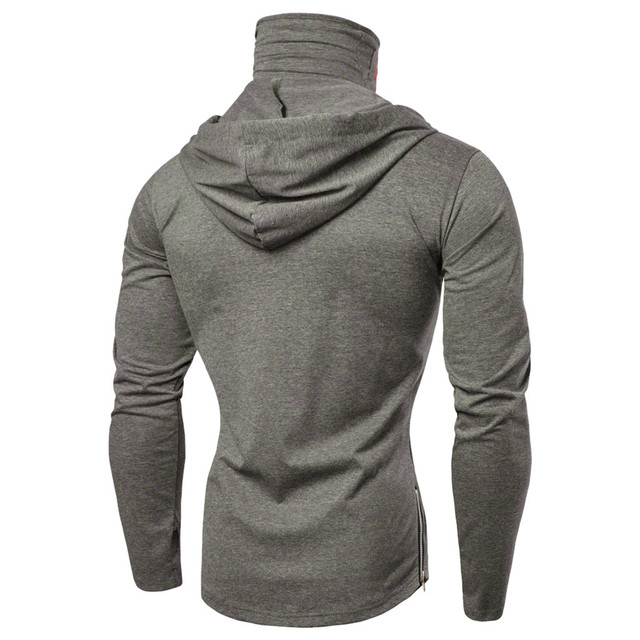 Pullover Hoodie with Mask 5