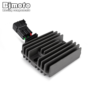 BJMOTO Motorcycle Voltage Regulator Rectifier For Yamaha 50-70 / 115 Hp 4-Stroke F50 F60 F70 F115 FL115 FT50 FT60 68V-81960-10