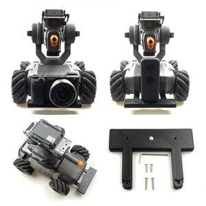 Image 1 - Kamera sportowa Insta 360 One X Gopro Canon uchwyt stały uchwyt Adapter stabilizator podstawa dla DJI Robomaster S1 Robot edukacyjny