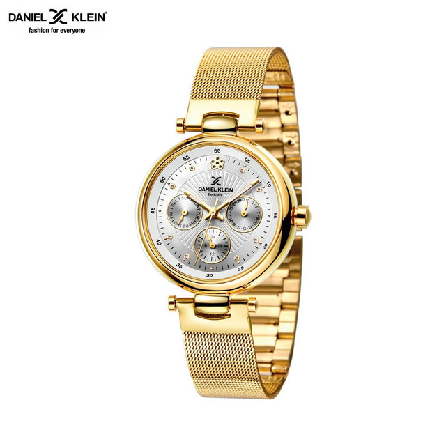Наручные часы Daniel Klein DK11037-1 женские кварцевые на браслете