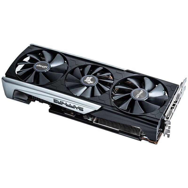 Видеокарта Sapphire Radeon RX 5700 XT 8GD6 256bit PUBG для компьютера, игровая видеокарта Platinum Edition OC, высококлассная видеокарта PCI DP/HDMI-5
