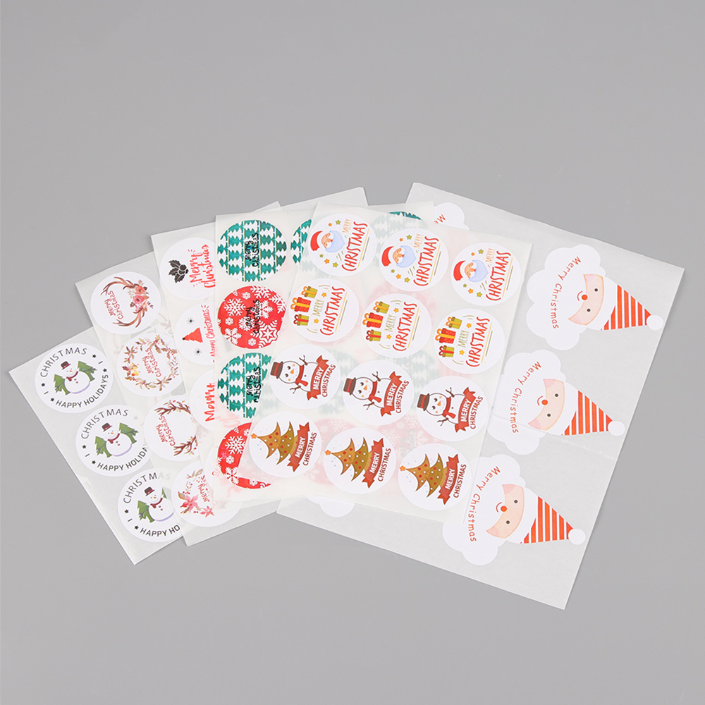 Biscuit Package Gift Boxes Package Label Seal Label Gift Paper Sticker For You