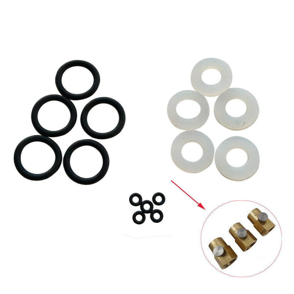 Seals Gaskets O rings for SodaStream Co2 Cylinder Tank Refill Adapter