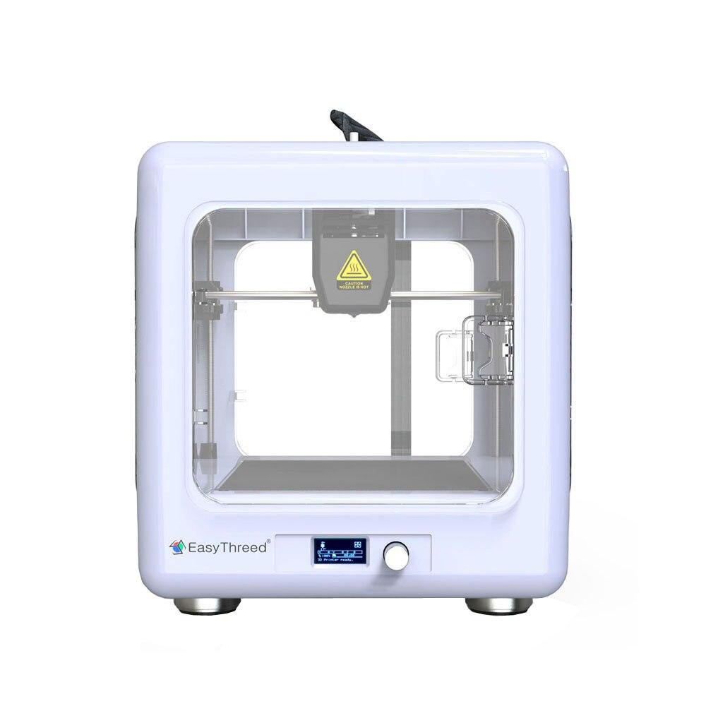 EasyThreed LED FDM Mini 3D Drucker MINNIE Günstige Imprimante 3D Stampante Impressora Drukarka Impresora 3D Brasilien Russische
