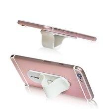 Противоскользящий держатель для мобильного телефона с ремешком на палец, Универсальный Ультратонкий держатель для телефона с кольцом и подставкой