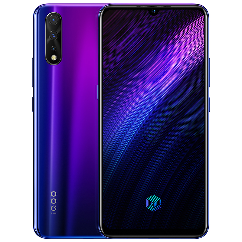 Vivo IQOO Neo855 Snapdragon 855 Mobile Phone 6G 64G Octa Core 4500mAh 33W Dash Charging Celular Android Smartphone