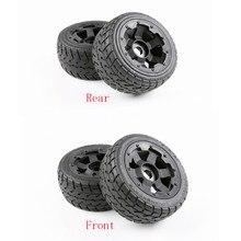 Передние и задние дорожные шины с колесной ступицей для 1/5 Hpi Rovan Km Baja 5B SS