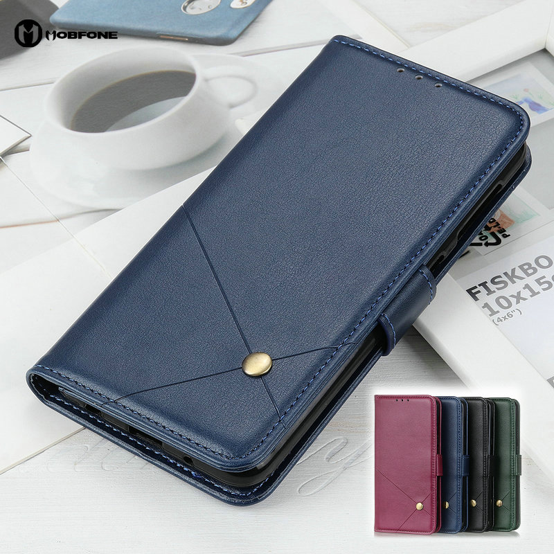 Luxury Skin Wallet Book Leather <font><b>Case</b></font> for <font><b>Motorola</b></font> MOTO One Power <font><b>VISION</b></font> Pro Zoom Hyper Flip Magentic Cover MOTO P40 P50 P30 note image