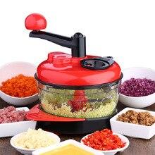 Кухонная многофункциональная режущая машина ручная мясорубка домашняя кухонная машина миксер круглый овощерезка Яйцо Сепаратор