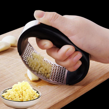 Garlic Presses Chopper Manual Kitchen Cooking Xyj Gadgets-Tool Grinding-Slicer Stainless-Steel