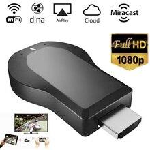 Dongle Media-Player Streamer Wifi Anycast Portable Smartphone M4 Plus Wireless 1080P