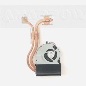 Original CPU Cooling Fan For Asus N56DP N56 N56D N56DY Fan With Heatsink 13NB0141AM010