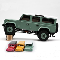 Orlandoo Hunter RC crawler model OH32A03 for Land Rover Defender 1:32 mini climbing car KIT assembled four wheel drive DIY parts
