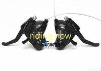 tourneyTX ST TX800 Shift lever 3*8S MTB bicycle bike brake shifter TX800 24S