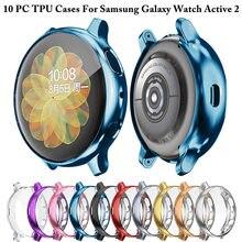 10 шт Мягкий ТПУ защитный чехол для экрана samsung galaxy watch