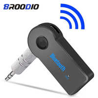 Wireless Bluetooth Receiver Adapter For Car Music Audio AUX 3.5mm Jack Bluetooth Transmitter For Headphone Reciever Handsfree