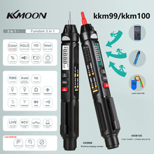 KKMoon kkm99/kkm100 Digital Multimeter Large Screen High Definition 1Hz~10MHz Mini Portable