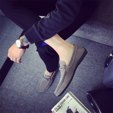 Men Loafers Shoes 2021 Summer Fashion Shoes Man Classic Leather Drive Footwear Men Comfy Boat Casual Shoes Men