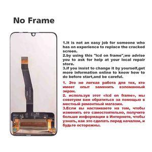 """Image 5 - Original 6.21 """"สำหรับ Huawei Honor 10 Lite จอแสดงผล LCD Touch Screen Digitizer สำหรับ Huawei Honor 10 Lite จอแสดงผล LCD เปลี่ยนชิ้นส่วน"""