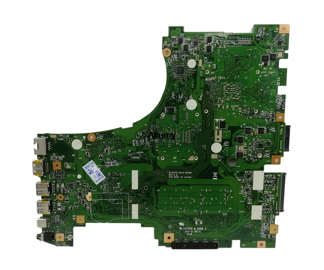 exchange!!! ROG Laptop motherboard For Asus GL553VD GL553VE GL553VW GL553V GL553 original mainboard GTX1050M GTX960M i7/i5 cpu