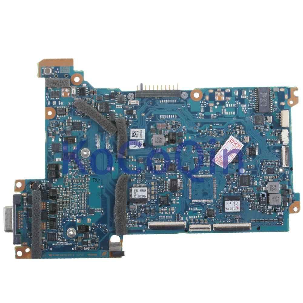 KoCoQin laptopa płyta główna do Toshiba Portege R700 R705 R830 I3-380M płyty głównej płyta główna FULSY4 A2830A HM55