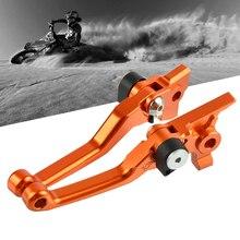 цена на Rotary brake clutch lever for KTM 125 150 144 200 250 450 505 XCF EXC XC SX SXF XC-W SX-R clutch brake levers