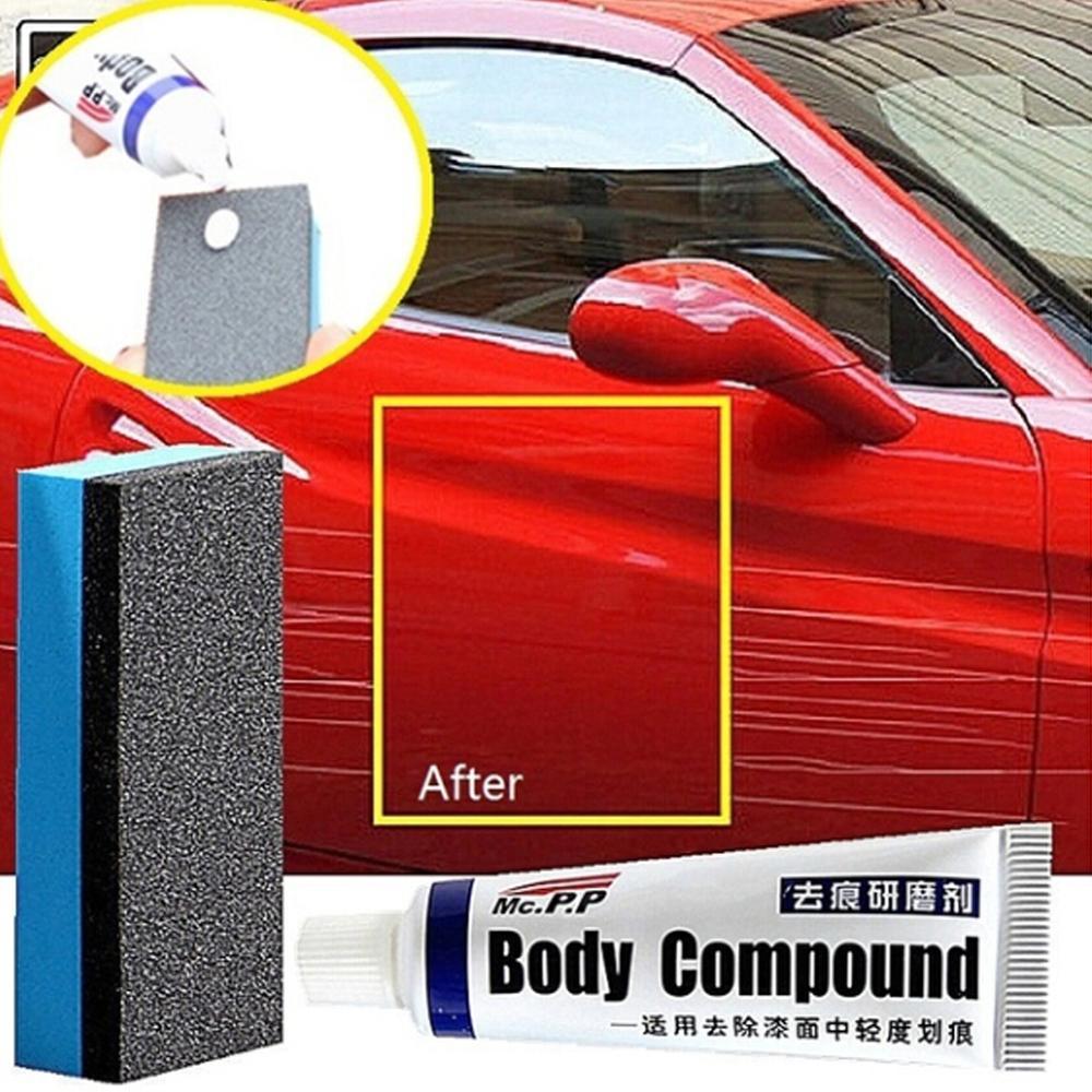 Hot Products Polishing Wax Paint Care Car Parts Repair Wax Car Maintenance Body Compound Hot Car Scratch Repair Tool Set