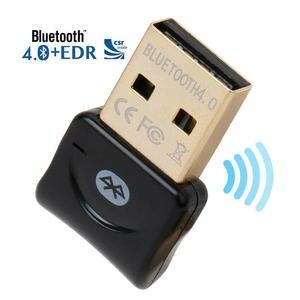Hot Sale Wireless USB Bluetooth 4.0 Adapter Mini Bluetooth Dongle Bluetooth Transmitter