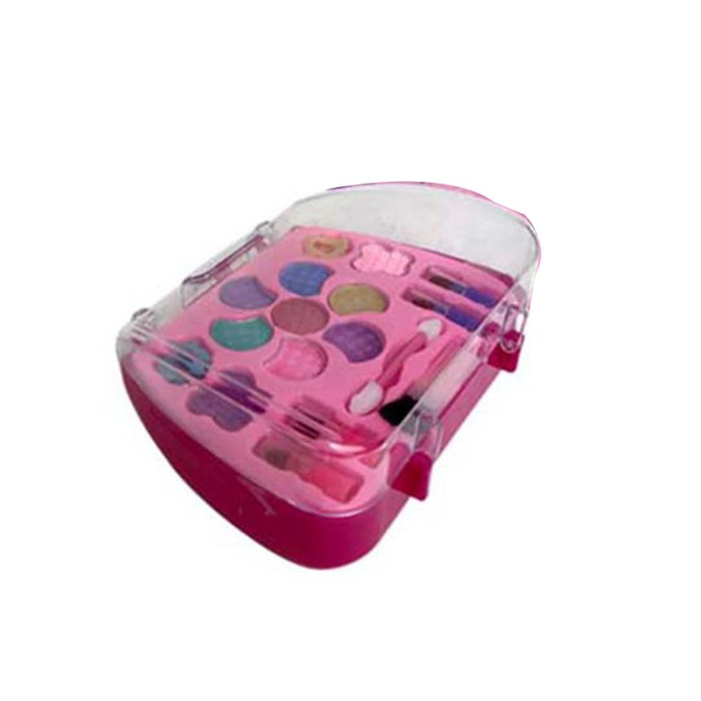 Children's Cosmetics Set Toys Girl's Make-up Gift Box Set Toys Play House Toy Simulation Toys